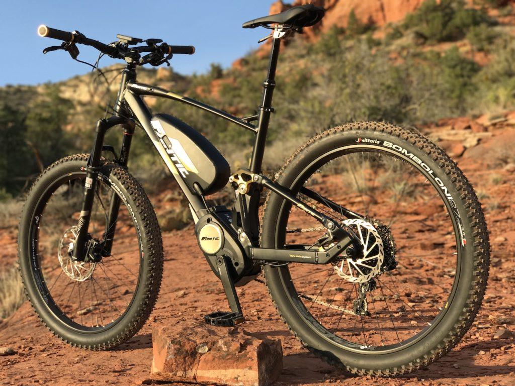 Fantic Xf1 Casa Electric Mountain Bike Review Part 2 Ride