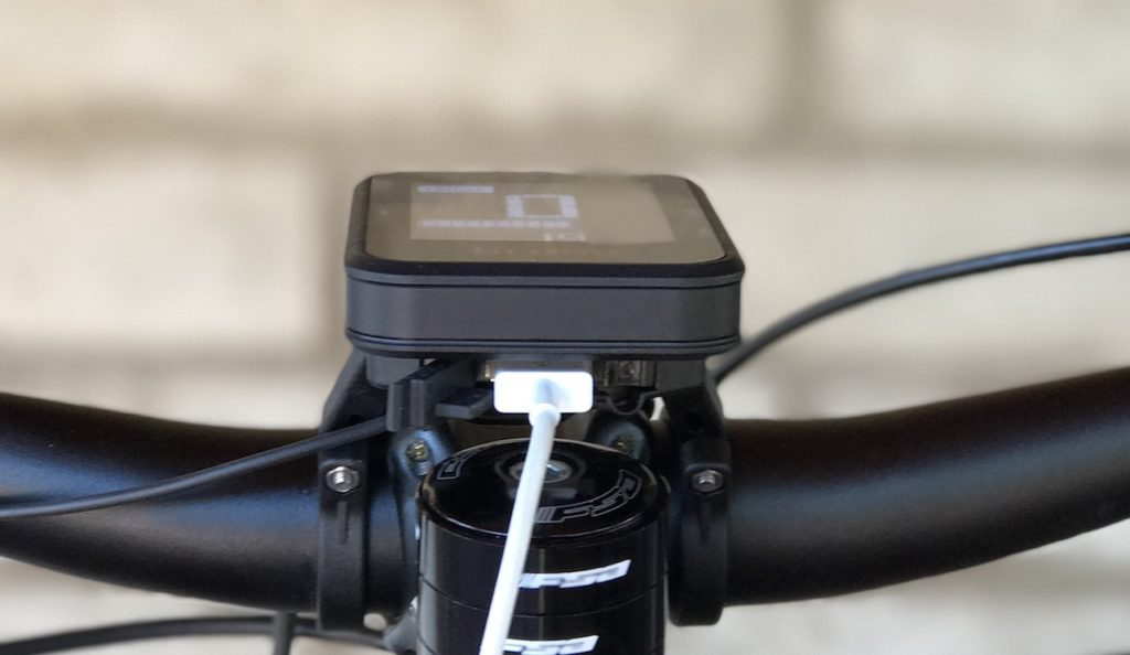 Fantic XF1 Casa electric mountain bike usb connection