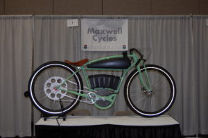 Maxwell Cycles electric bike 1