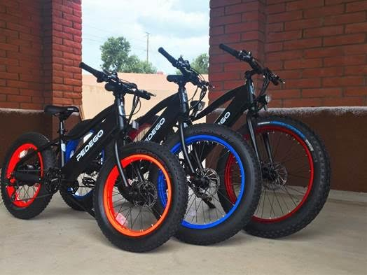 Pedego Trail Tracker models