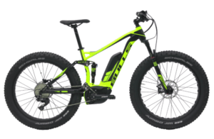 BULLS Monster E FS electric fat bike