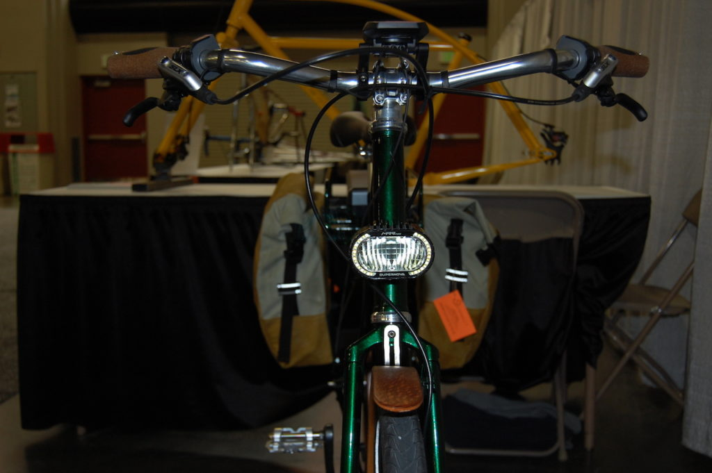 Sixth Law Cycles electric bike 2