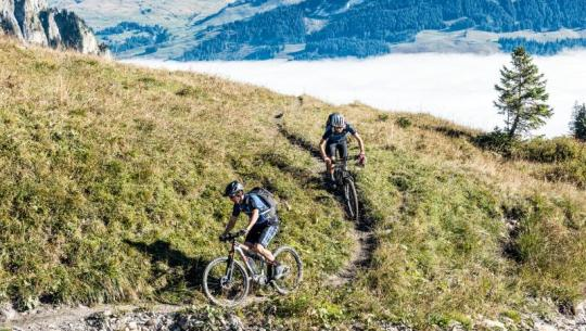 DT Swiss Launches HYBRID Wheels for Electric Mountain Bikes