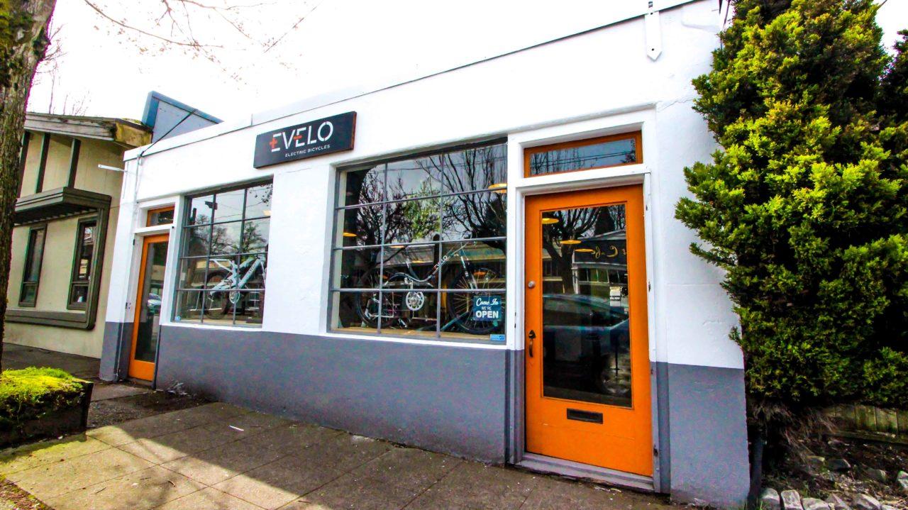 evelo electric bike shop