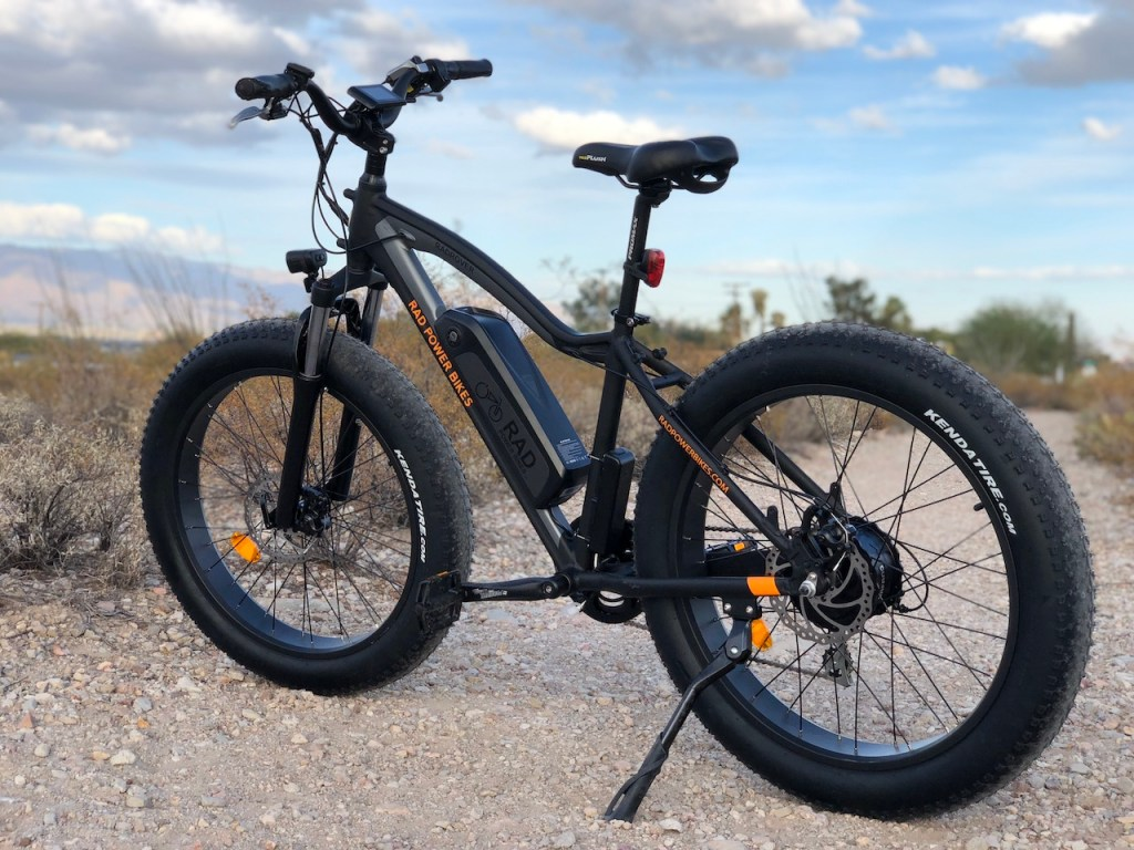 Rad Power Bikes Radrover Electric Fat Bike Review Part 1