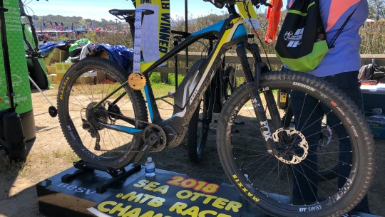 New eBikes from BESV, Blix, BULLS, Bosch, & Cube at the Sea Otter Classic [VIDEOS]