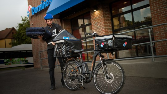 eBike News: Domino's eBike Deliveries, Economical eCommuter, 2020 eBikes, Healthy Food by eCargo, & More! [VIDEOS]