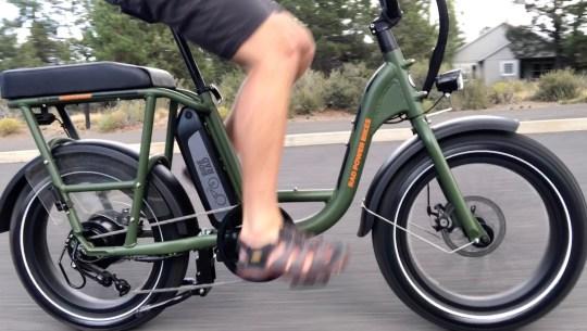 Rad Power Bikes RadRunner Electric Bike Review Part 2: Ride & Range Test [VIDEO]