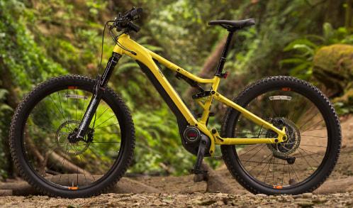 eBikeNews: Yamaha's full-suspension eMTB, Bulls Bikes XC/Commuter, 200 mile range Model C cruiser, Bikes for climate change, and more