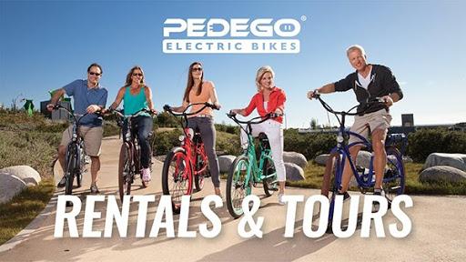 Pedego Rentals & Tours