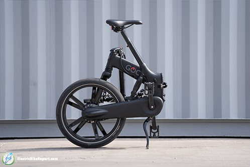 GoCycle GX Folded Cargo