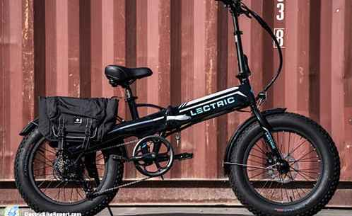 Lectric eBikes Lectric XP Review – 2021