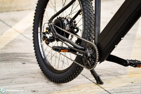 Surface604 Hardtail EMTB Drivetrain