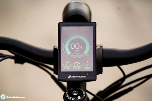 Surface604 Hardtail EMTB LCD Display