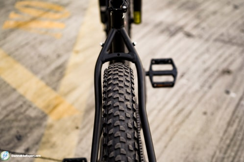 Surface604 Hardtail EMTB  Rear Tire