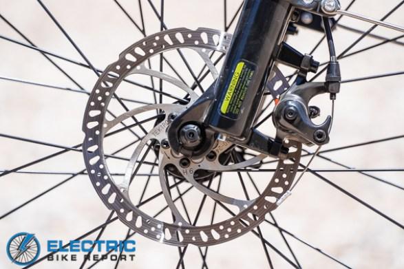 Rad Power Bikes - Rad Rover 5 - Tektro Aries Disc Brake Rotors