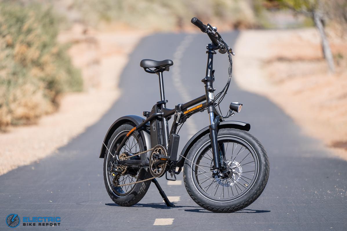 Rad Power Bikes - RadMini 4 Frame Design