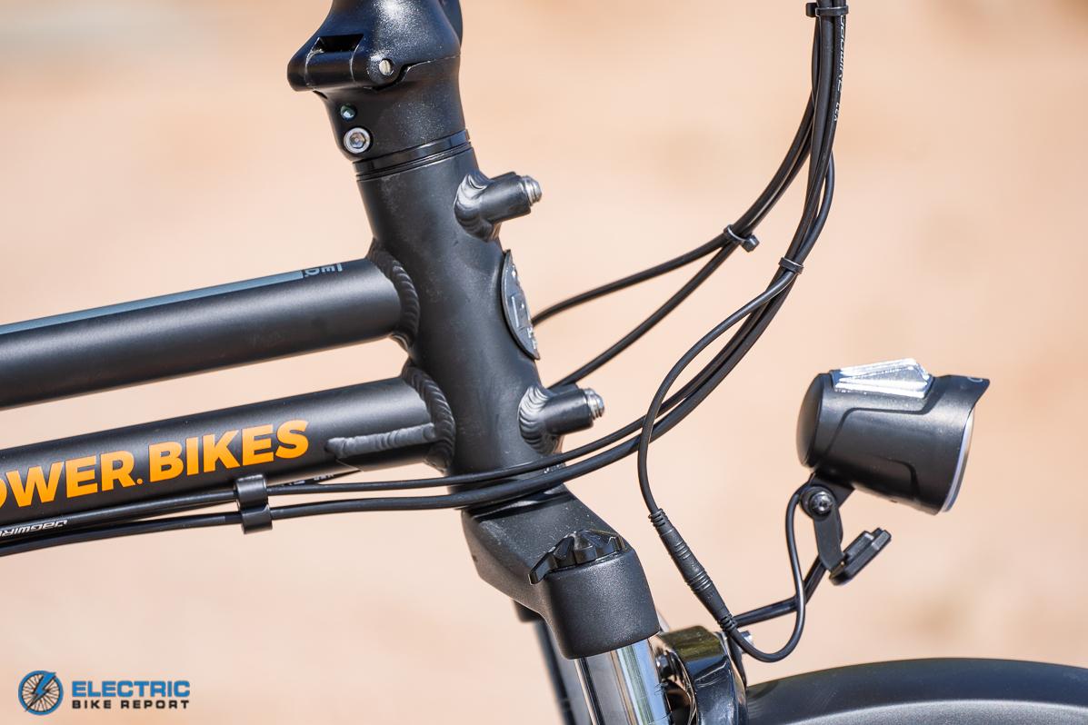 Rad Power Bikes - RadMini 4 Headtube