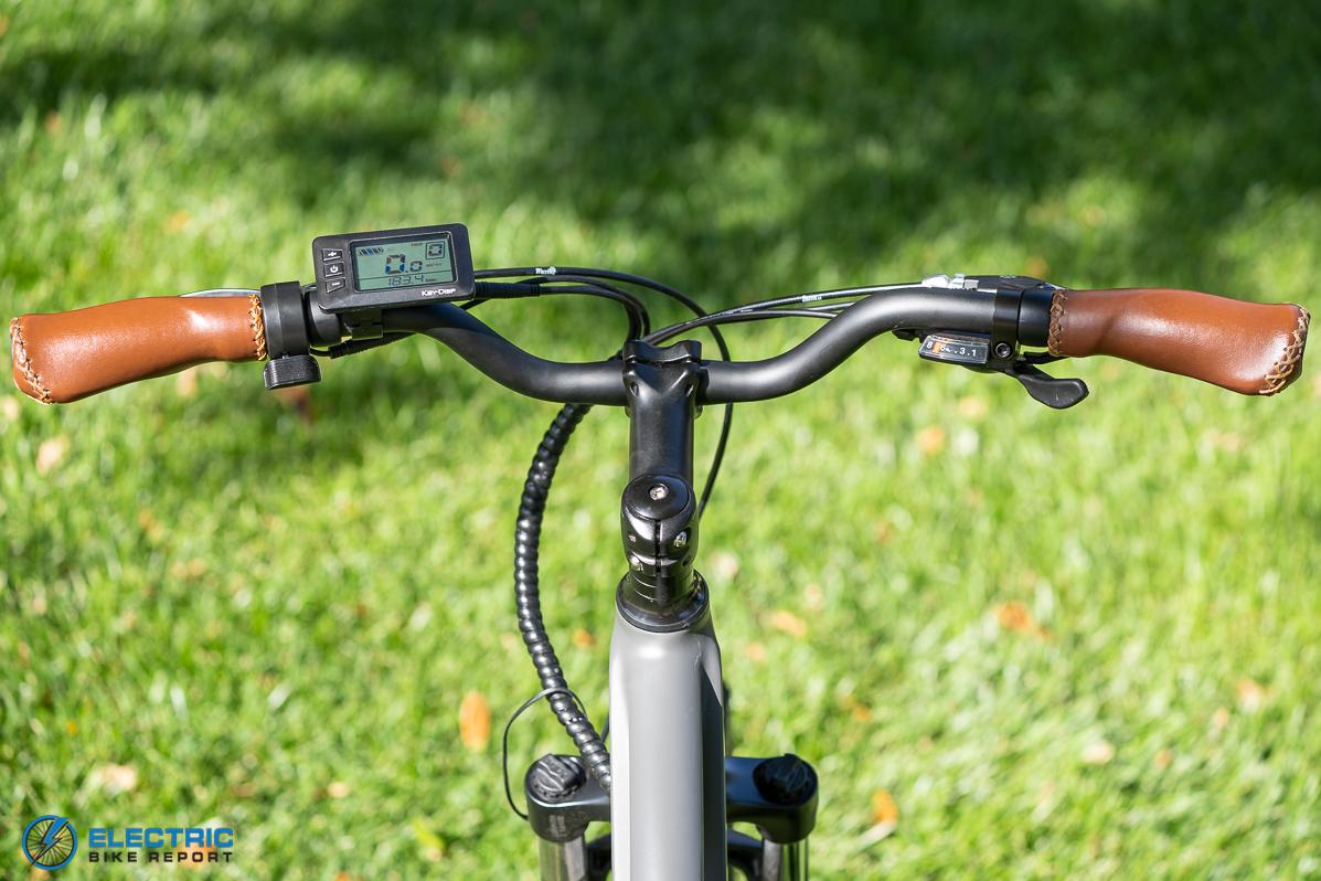 Ride1UP - 500 Series - Cockpit POV