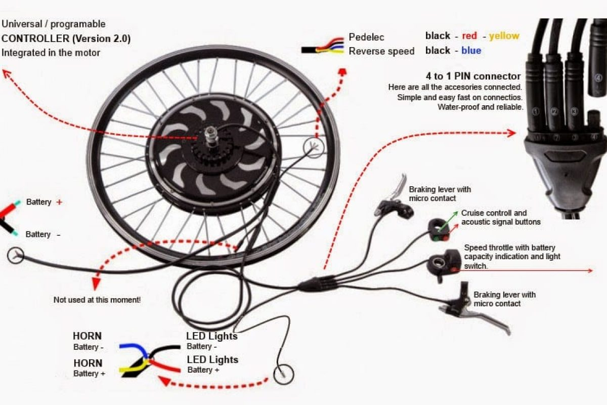 Golden Motor Wiring Diagrams