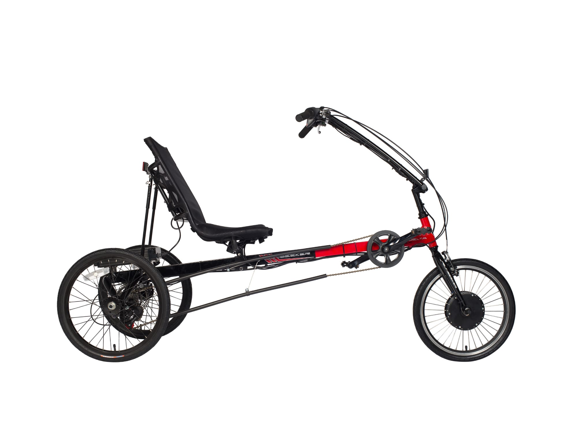 Electric Bike Technologies Electric Eco Delta Trike Review
