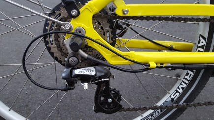 Smartmotion eCity gears