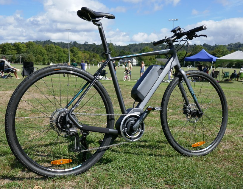 Reid Urban+: A great bike nobbled by its speed limit – NZ Electric