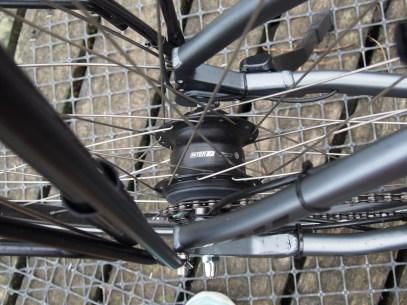Shimano Nexus 7-gear hub