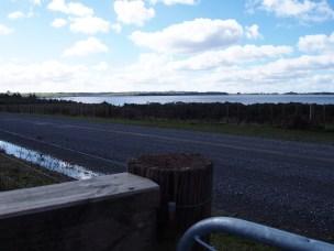 Lake Omapere - at around 260m above sea level