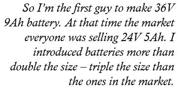battery quote