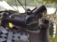 Deore single-piston brakes