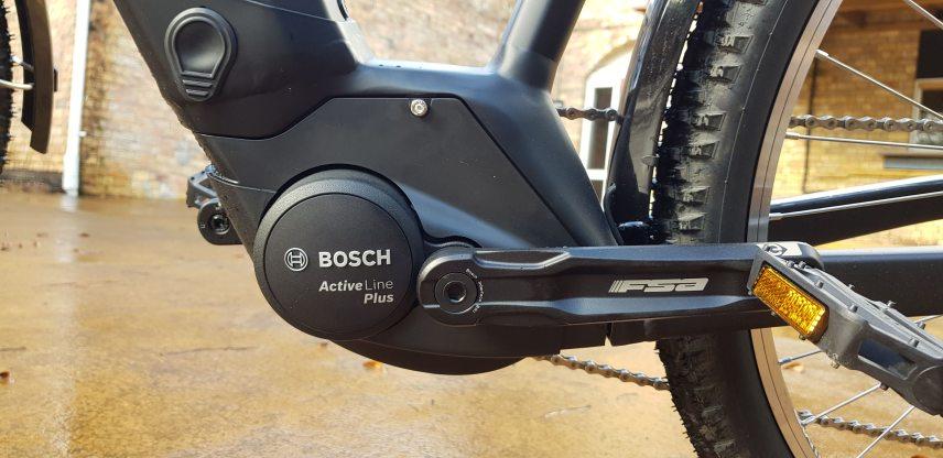 Bosch ActiveLine Plus motor