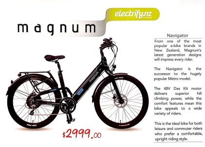 Magnum Navigator