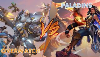Overwatch vs Paladins: Which One is Better