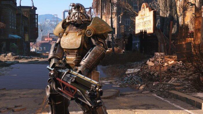 Fallout 4 story