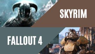 skyrim vs fallout 4