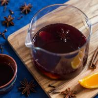 Mulled wine, my kind of Christmas drink