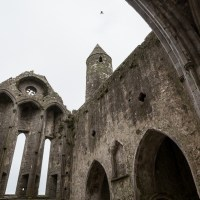 Chasing ruins in Ireland: Churches, Castles and Cemeteries