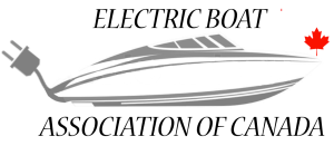 Logo for Electric Boat Association of Canada