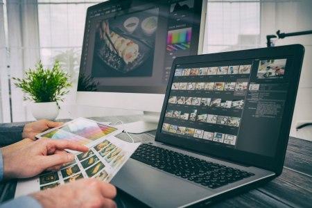 website design digital asset management