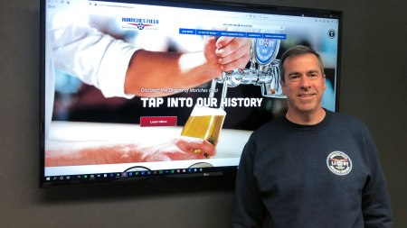 Rich Flynn of Moriches Field Brewing Company