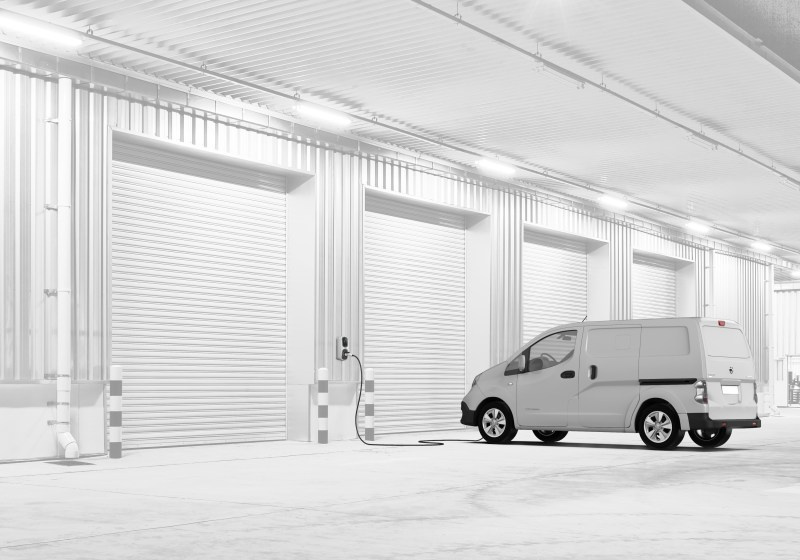 Fleet solutions for businesses looking at fleet electrification