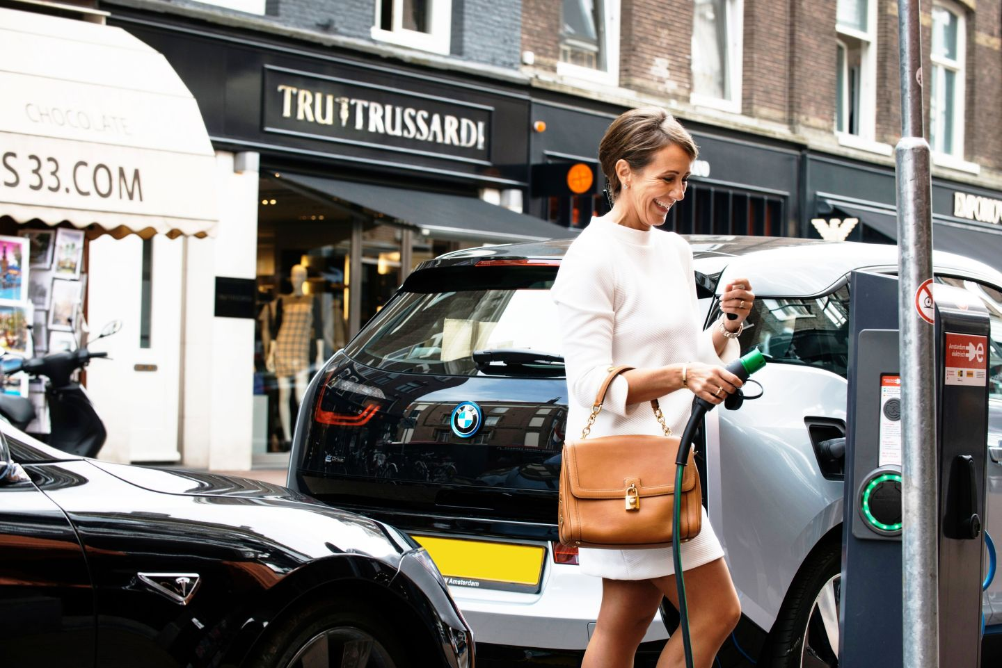 Electric Car Chargers UK, ECC UK, Installing chargers for councils and local authorities using private funding and on-street charging OLEV grants