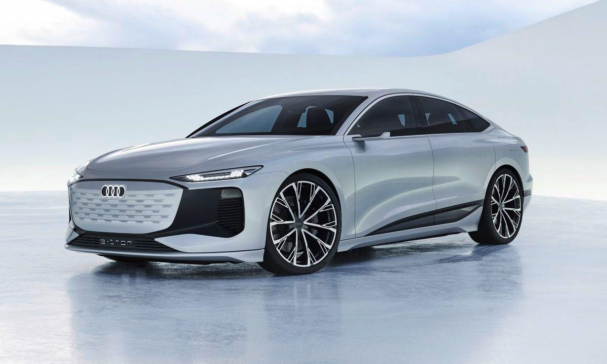 Audi A6 e-tron Exterior