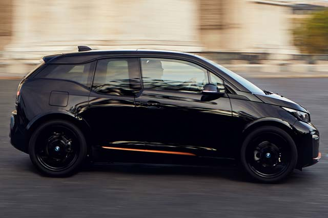 The 2020 BMW i3s Edition RoadStyle and BMW i8 Ultimate ...