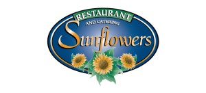 SUNFLOWERS LOGO NEW with CATERING