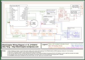 More Wiring Diagrams   Honda VF500 Interceptor Electric Conversion: Electriceptor