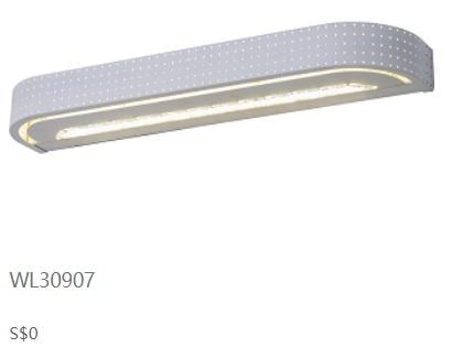 LED Wall mount WL 30907
