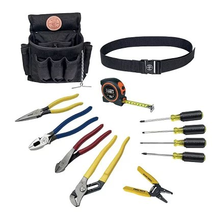 electrician tool set
