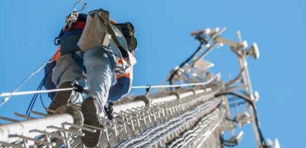 electrician in alaska telecom worker